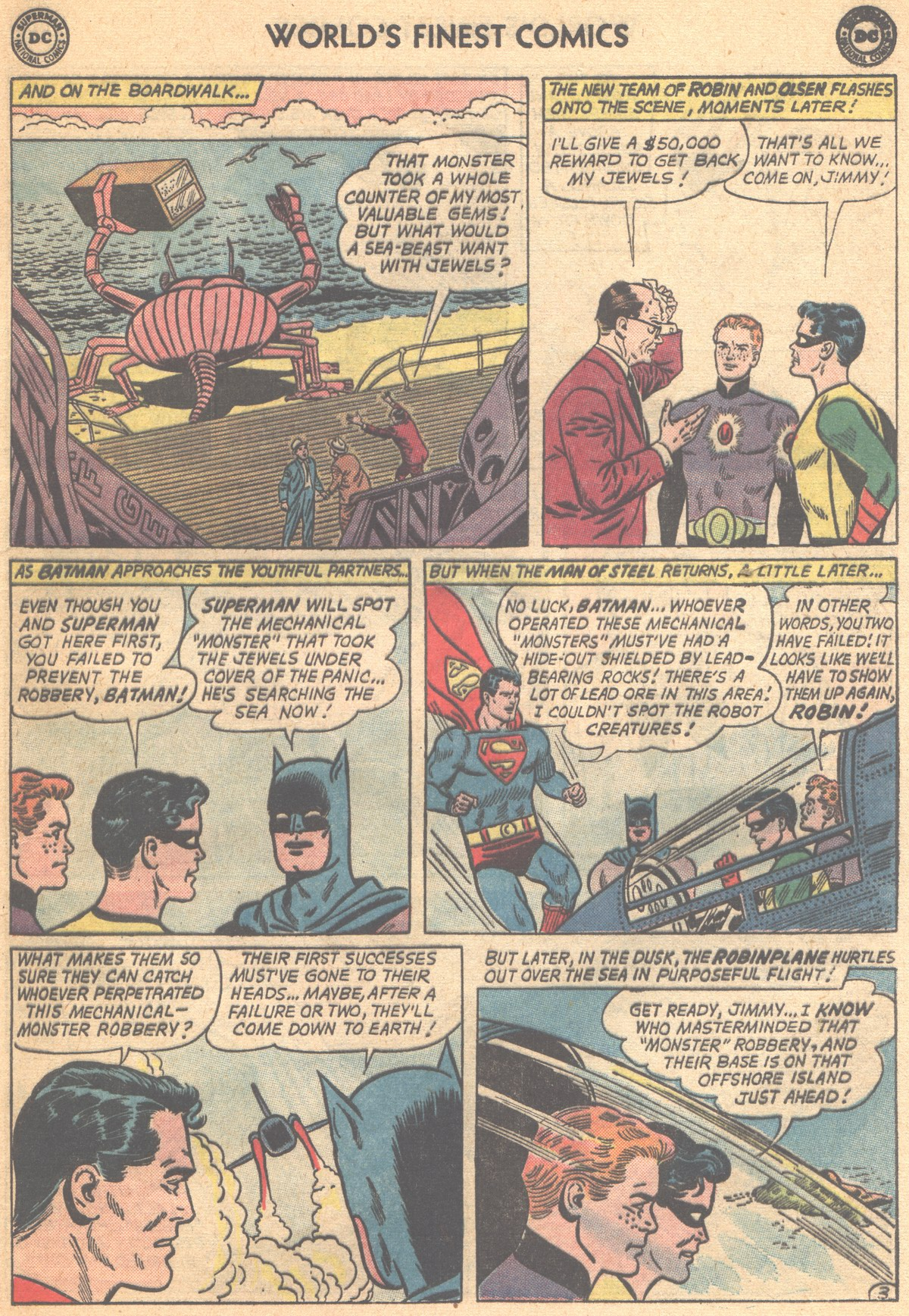 Read online World's Finest Comics comic -  Issue #147 - 17