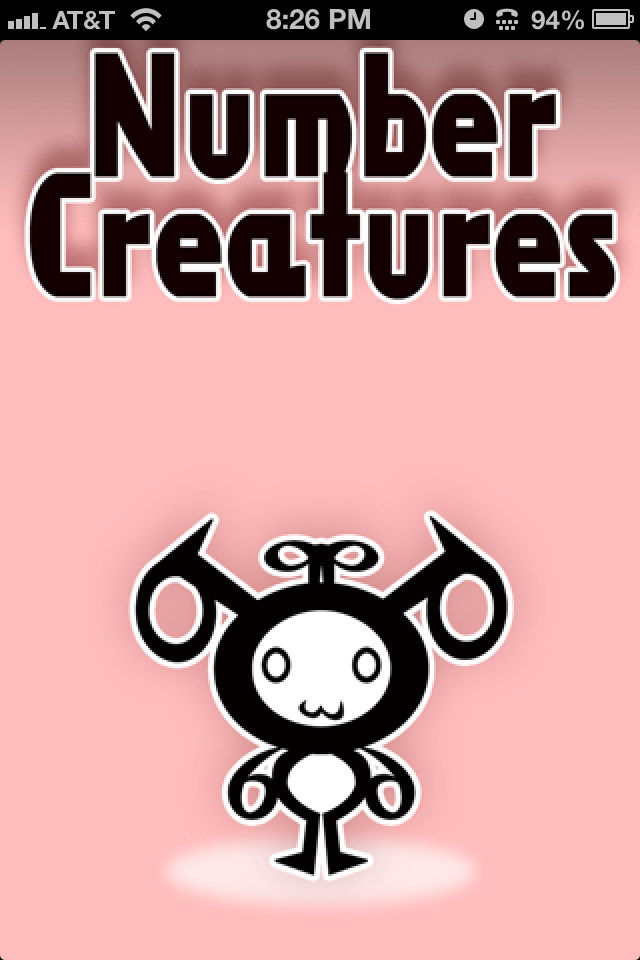 App'La Mode: Number Creatures