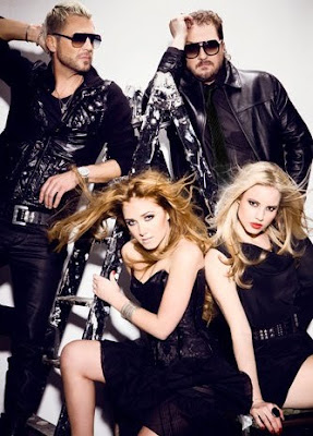 Foto de Ace of Base con nuevos integrantes