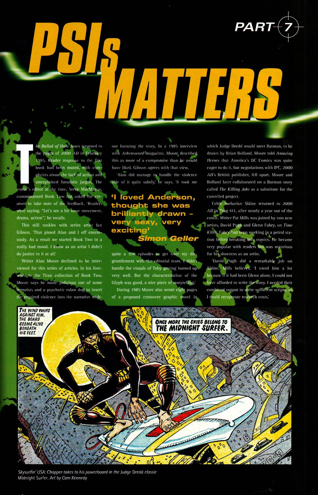 Read online Judge Dredd Megazine (vol. 4) comic -  Issue #15 - 48