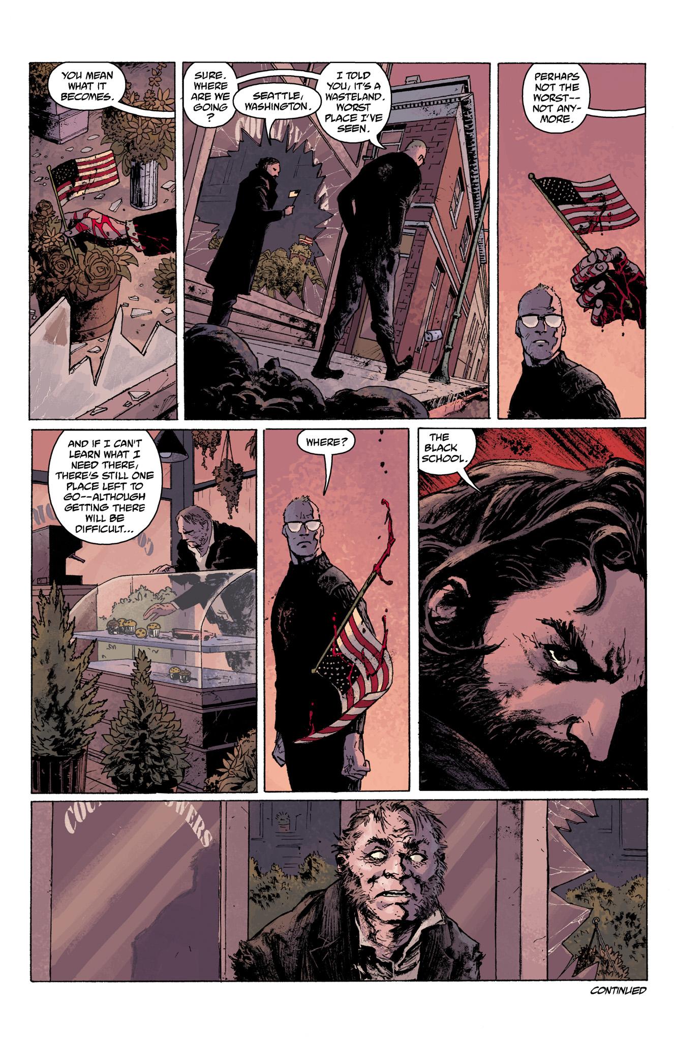 Read online Abe Sapien comic -  Issue #6 - 24