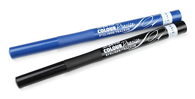 Rimmel New Colour Precise Eyeliner Black Blue review