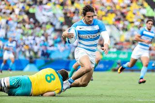 Rio 2016: se disputó la última jornada de rugby