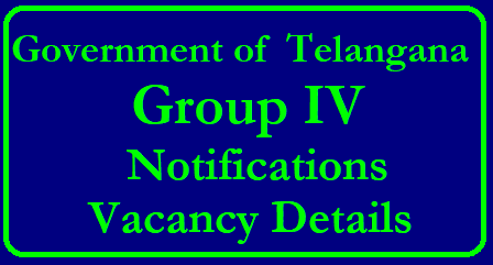 Telangana Group IV Jr Asst Steno Typist 2786 Vacancies Recruitment Notifications Get Details Telangana Group IV Jr Asst Steno Typist 2786 Vacancies Recruitment Notifications Get Details On the occassion of Telangana Formation Day TS Govt issued Group IV Notifications to fill up the VRO VRA Junior Assistant Junior Steno Typist Posts in Various Departments of Telangana Govt. Detailed Notification will be issued on Telangana Formation Day which contains Notification Schedule Eligibility Criteria Post wise Educational Qualifications Exam Pattern Syllabus How to Apply Online Selection Procedure ts-telangana-group-iv-4-junior-asst-steno-typist-vacancies-recruitment-notifications-apply-online TS Group IV Notification Vacancies Details/2018/06/ts-telangana-group-iv-4-junior-asst-steno-typist-vacancies-recruitment-notifications-apply-online.html