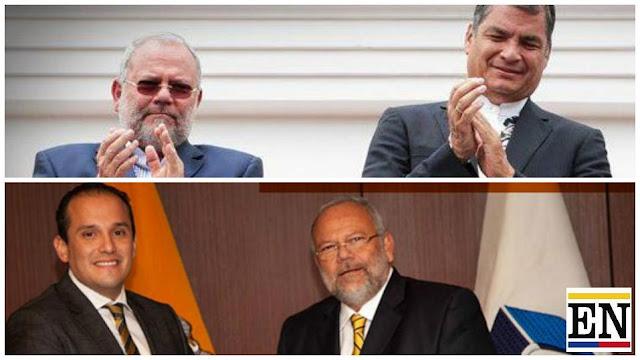 Carlos Pareja Yannuzzelli un millón dolares corrupcion
