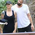 Amber Rose's 'Dancing With The Stars' partner is caught cheekily checking out her assets (PHOTOS)