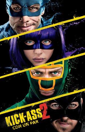 Poster Kick-Ass 2 2013
