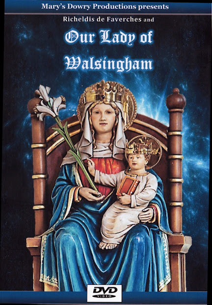 Mary' Dowry Productions Walsingham England' Shrine