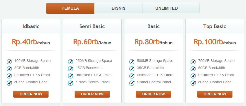 Indotophosting.com Merupakan Hosting Unlimited Domain Murah Terbaru Terbaik di Indonesia