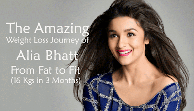 Alia Bhatt Weight Loss Secrets
