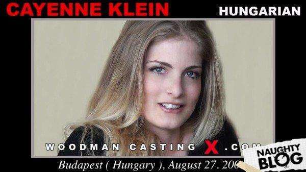 Woodman Casting X – Cayenne Klein: Casting X 98