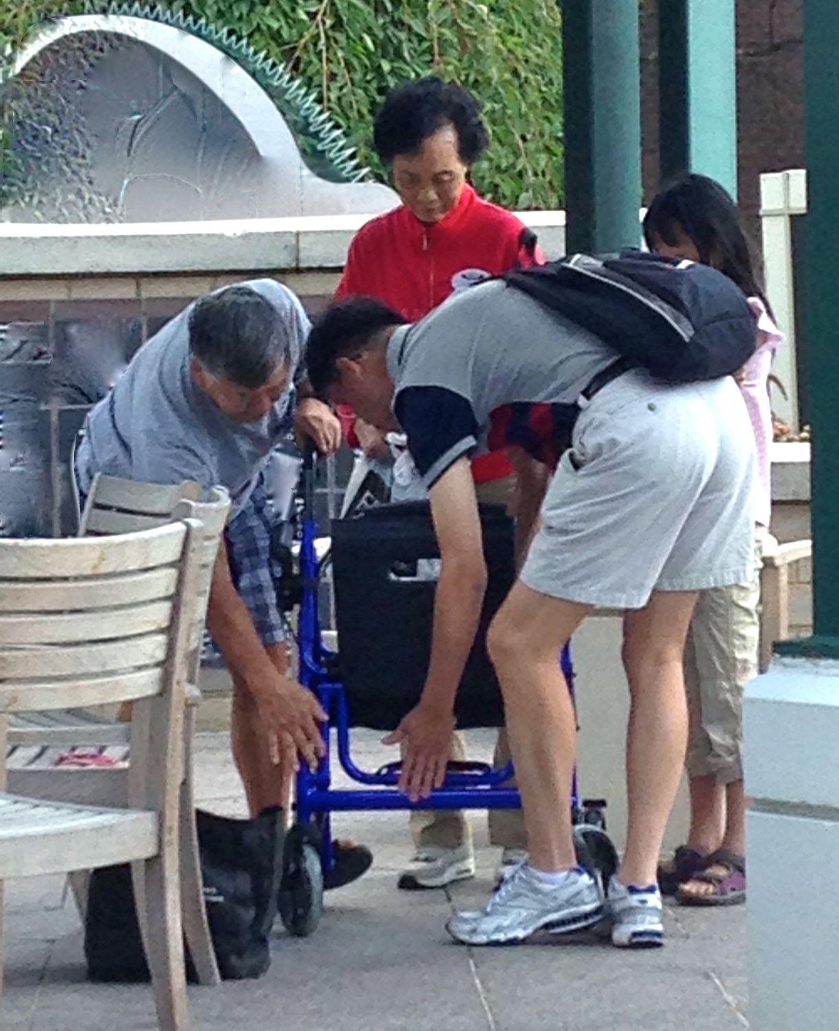 wheelchair jobs dallas cowboys bean bag chair the total cio andy avraham blumenthal august 2013