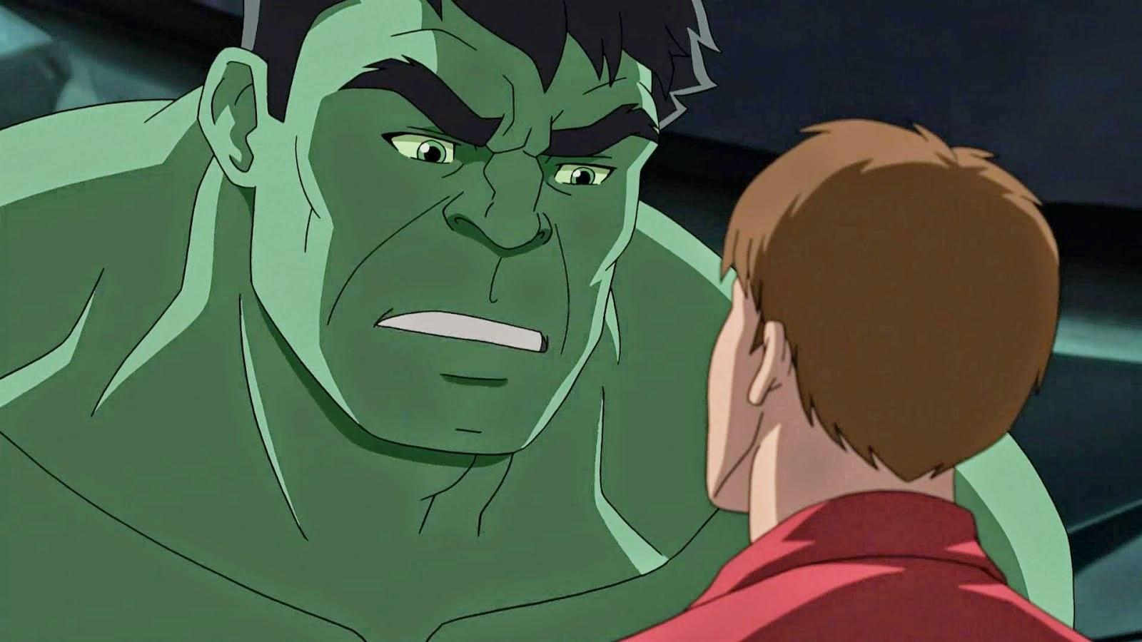 Hulk e os Agentes da S.M.A.S.H