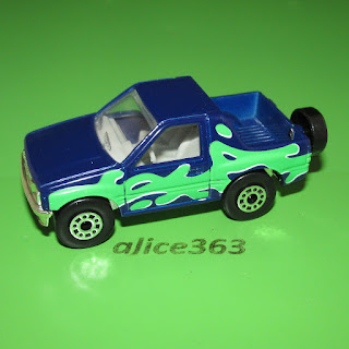 Matchbox 1998 - Isuzu Amigo - neu aus 5er Pack Beach Fun