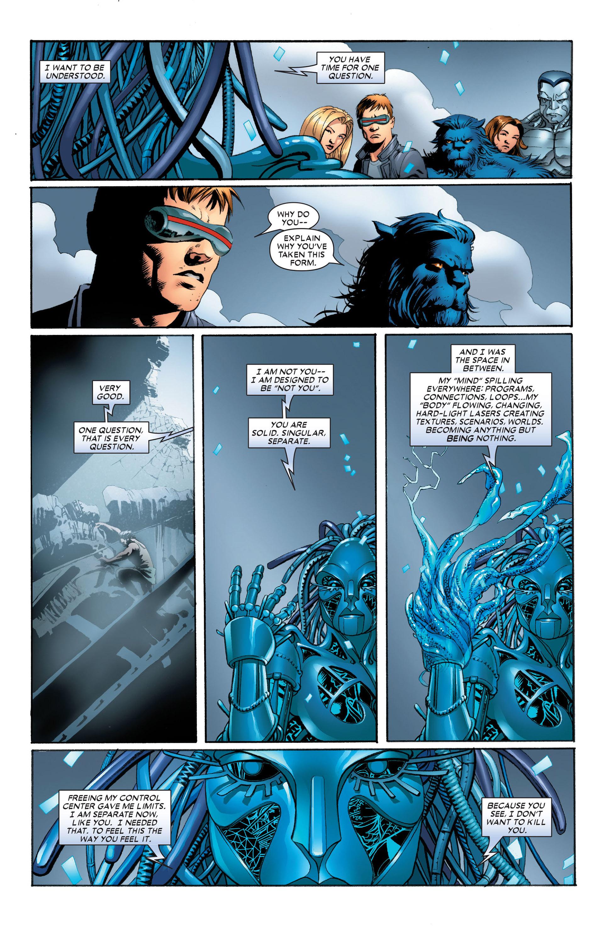 Read online Astonishing X-Men (2004) comic -  Issue #10 - 7