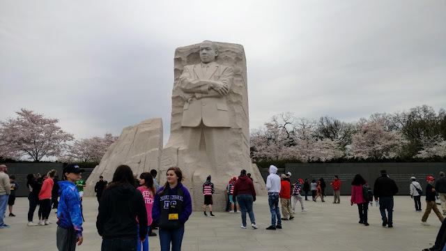 """""""З гори відчаю камінь надії"""". Меморіал Мартіну Лютеру Кінгу. Місто Вашингтон. (Martin Luther King, Jr. Memorial, Washington, D.C)"""