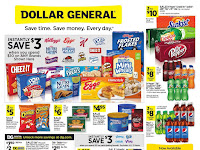 Dollar General Ad October 20 - 26, 2019 and 10/27/19