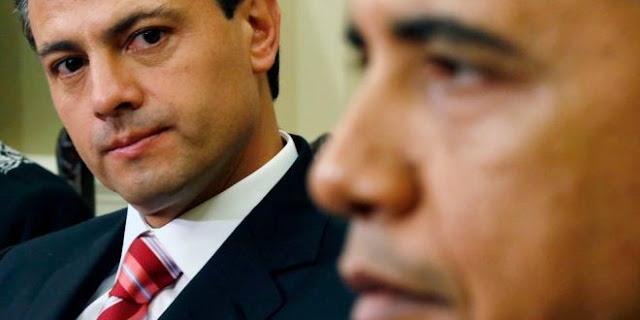 Obama le responde a Peña Nieto y lo deja en ridículo.