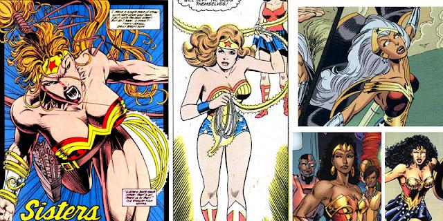Selain Diana Prince, Para Wanita Ini Juga Pernah Menjadi Wonder Woman – Bagian 1