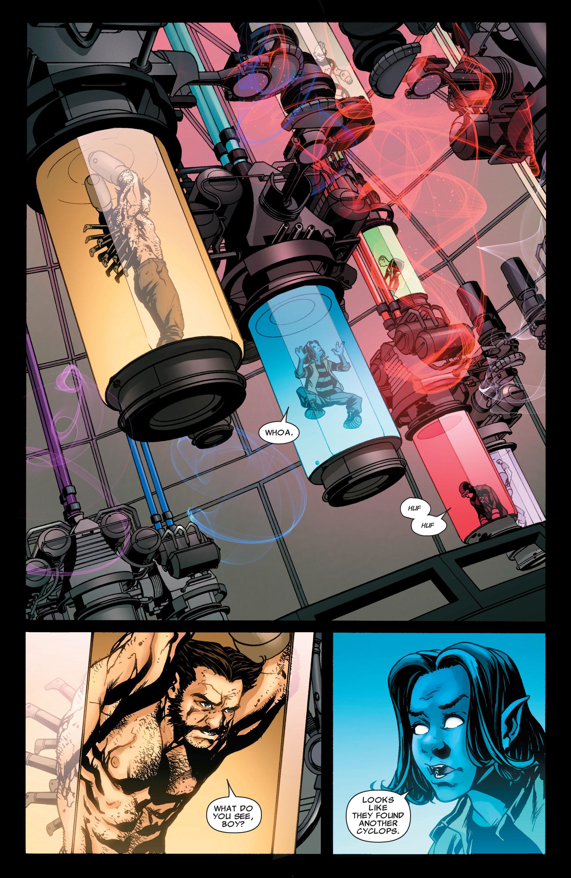 Read online Astonishing X-Men (2004) comic -  Issue #44 - 20