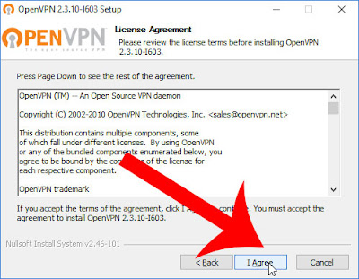 OpenVPN License Agreement