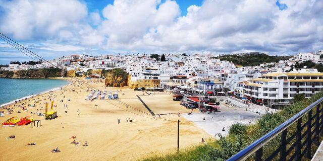 Zwiedzamy Albufeirę, Portugalia. Sightseeing Portugal, Co robić w Albufeirze?