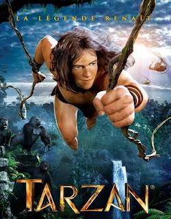 Tarzan a evolução da lenda dublado