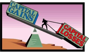 Capital gains on forex trading