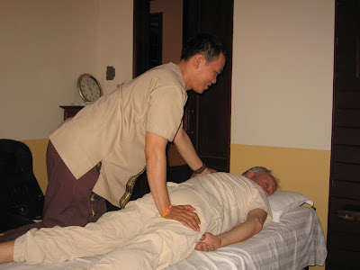 lao masajı