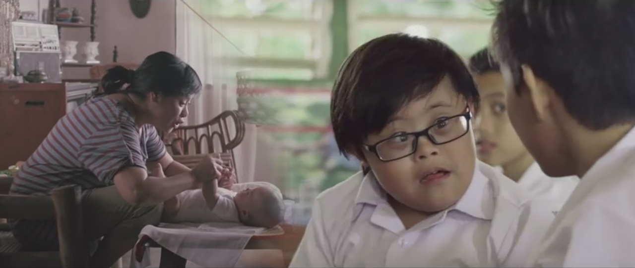 Star na si Van Damme Stallone CineFilipino 2016  drama comedy film about a loving mother's dream of fulfilling the dreams of his kid with down syndrome Candy Pangilinan's stellar performance