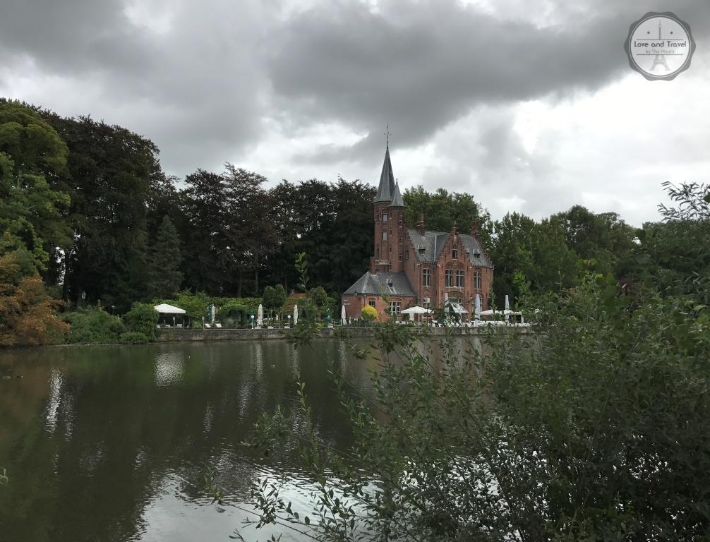 O que fazer em Bruges Bélgica Minnewater