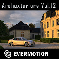Evermotion Archexteriors vol.12 室外3D模型第12季下載