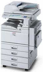 ماكينة تصوير مستندات mp 4500