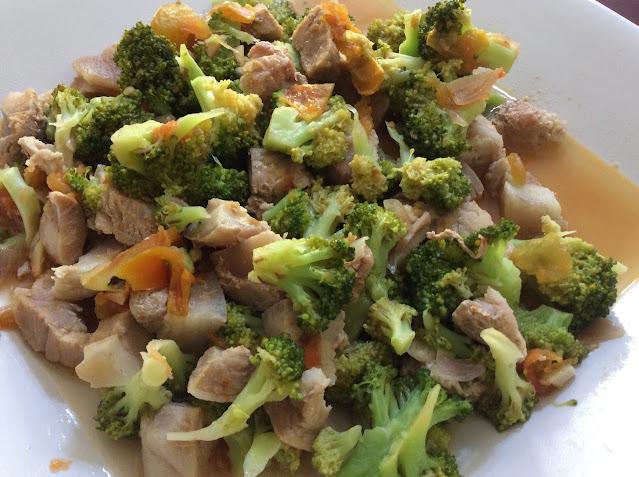 Pork Broccoli Stir Fry - Saucy Style