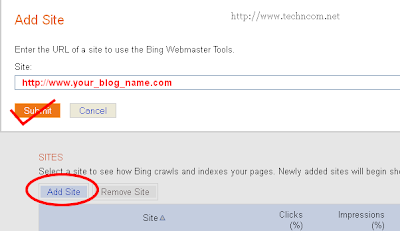 How To Submit Sitemap To Bing New  Webmaster Interface