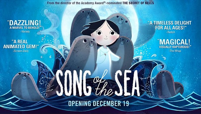 Song of the Sea: Film Keluarga yang Indah