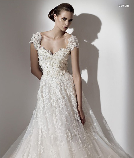 Wedding Gown Elie Saab: The KBs Are Getting Hitched! :
