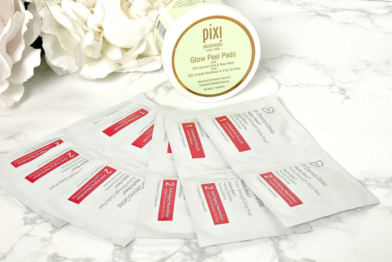 Dr Dennis Gross Alpha Beta Pads Review, Cult Beauty Discount, Pixi Glow To Go Review