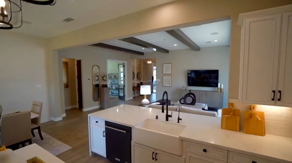 Tour 2623 Oakland Park Dr, Conroe, TX vs. 14 Interior Design Photos