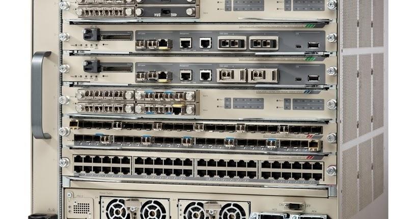 Cisco Catalyst 6807-XL Switch: Optimize for 10 Gigabit Campus Services