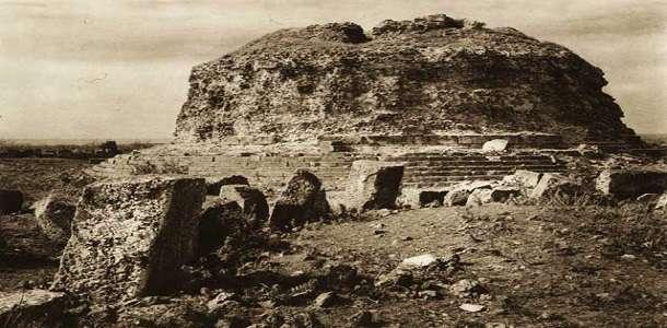 Cum arăta la înființare Monumentul triumfal Tropaeum Traian?