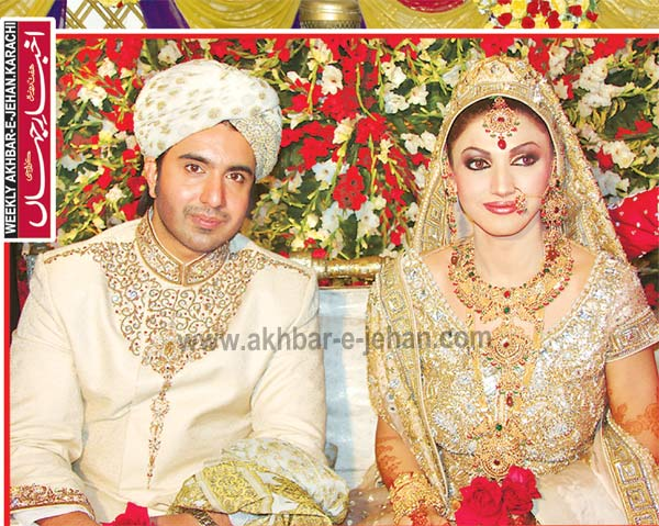Movies And Became Famous Pakistani Actress She Has Been Part Of Many Punjabi As Wellmany Film Star Attended Her Marriage Ceremony