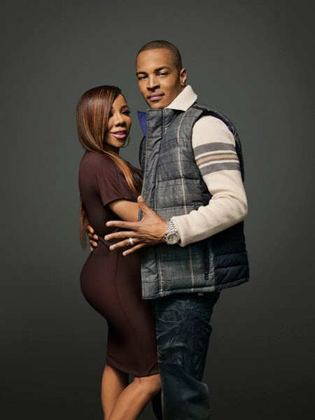 T.I. And Tiny Files for Divorce After A 6 Year Union