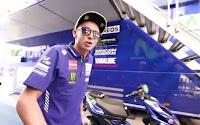VIDEO: Tiba di Aragon, Rossi Dinyatakan Fit Untuk Ikuti Balapan