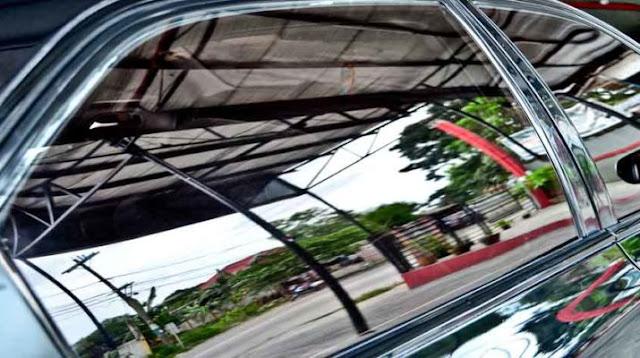 Merawat Kaca Mobil