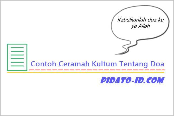 Contoh Ceramah Jumat - Job Seeker