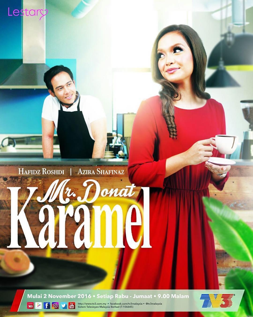 Drama Mr. Donat Karamel (TV3)