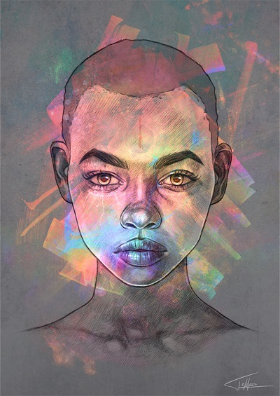 """Colour Essence"" - Tomasz Mrozkiewicz 