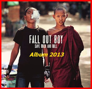Fall Out Boy Album Save Rock And Roll