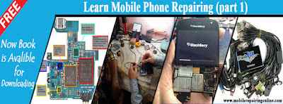 explains mobile phone manual repairing jobs